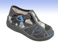 Обувь детская, тапочки, р. 20-12,5см. Польская обувь. обувь для мальчика.