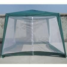Павильон палатка с москитной сеткой