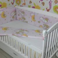 Охранка в детскую кроватку Asik
