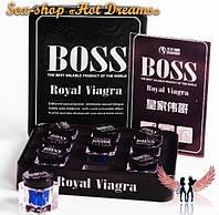 Королевская Виагра Босс «Boss Royal Viagra» для увеличения потенции , фото 1