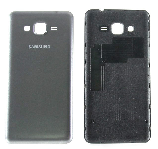 Samsung Задняя часть корпуса (крышка аккумулятора) G530H Galaxy Grand Prime Black