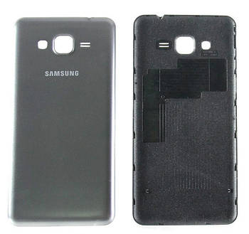 Samsung Задня частина корпусу (кришка акумулятора) G530H Galaxy Grand Prime Black