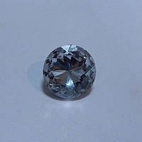 Пуговица (страза) круглая (диаметр 25 мм)