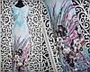 """Красивое летнее женское платье в пол """"масло"""" 54 размер батал"""