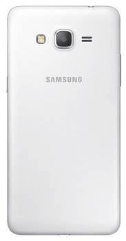 Samsung Задня частина корпусу (кришка акумулятора) G530H Galaxy Grand Prime White