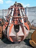Грейфер металлоломный электрогидравлический 1,0 куб