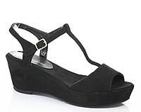 Женские босоножки 6-309 BLACK