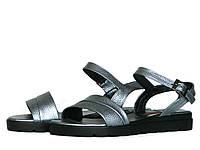 Серые сандалии, фото 1