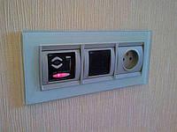 Установка и замена розеток и выключателей