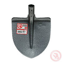 Лопата штыковая универсальная 0,8 кг INTERTOOL FT-2003