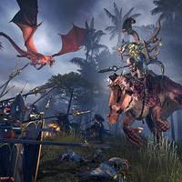 Total War: Warhammer 2 - первый взгляд на карту кампании (видео)
