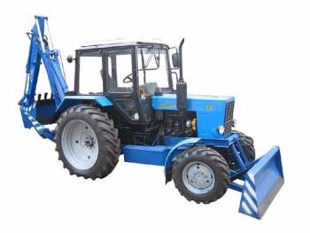 Запчасти для тракторов ЭО-2621