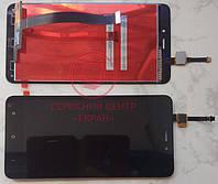 Xiaomi Redmi 4a дисплей в зборі з тачскріном модуль чорний