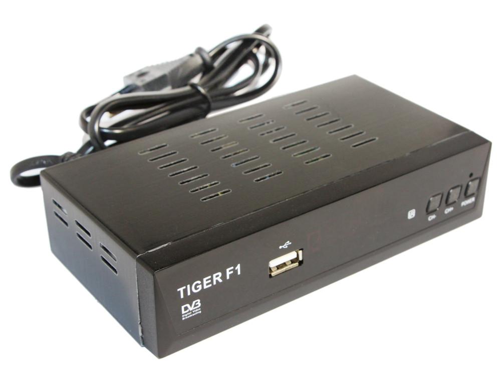 Tiger F1 HD Dolby Digital - спутниковый ресивер, фото 1