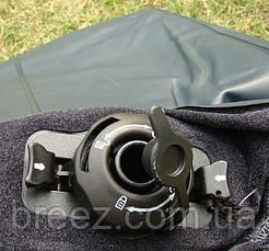 Надувной матрас Intex 66769 двуспальный с подголовником 203 х 152 х 23 см, фото 2