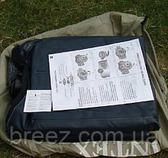 Надувной матрас Intex 66769 двуспальный с подголовником 203 х 152 х 23 см, фото 3
