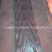 Конвеєрна шевронна стрічка