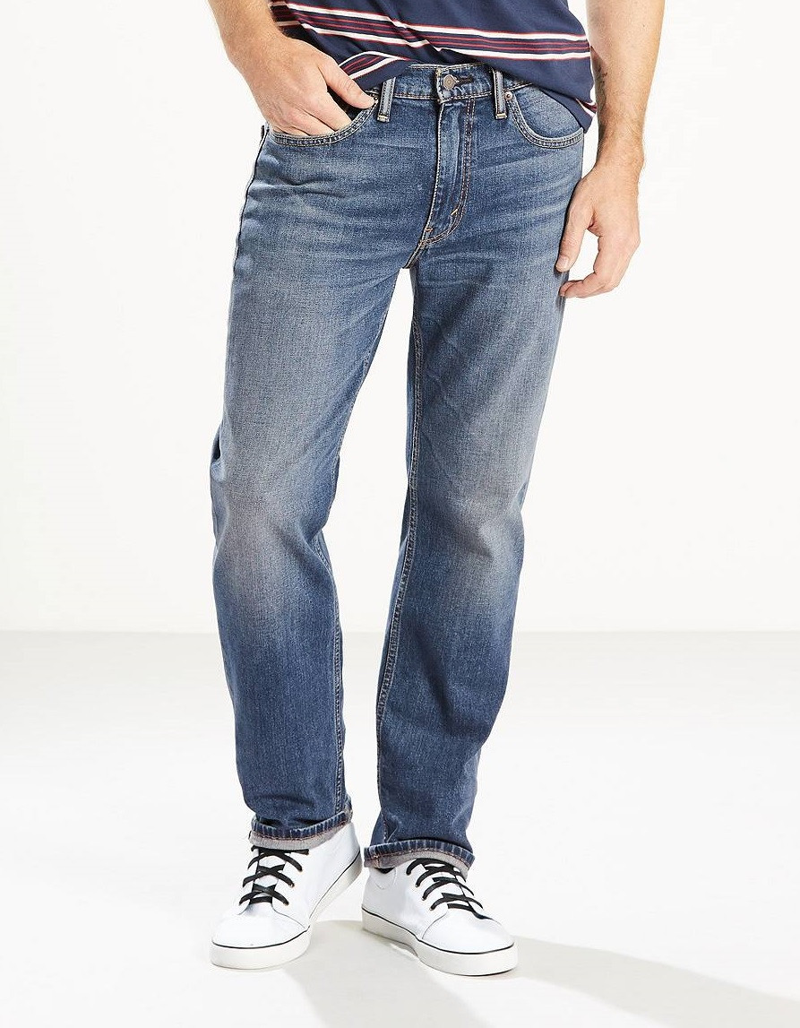 Джинсы LEVIS  514™ Straight Jeans - Browne NEW