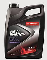 Моторное масло Champion New Energy 5W30 ASIA/US, 5 л
