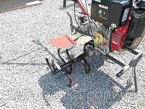 Фреза ротоватор на ось колес для мотоблока WEIMA WM900, фото 3