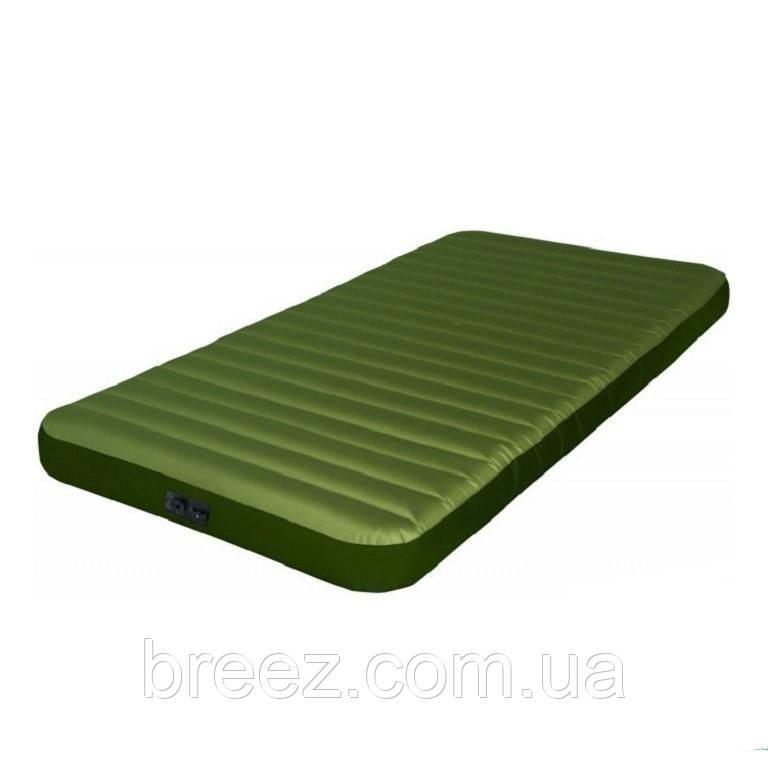 Туристический надувной матрас Intex 68727 со встроенным насосом, 191 х 99 х 20 см