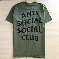 Футболка A.S.S.C. бирка Anti Social social club. Все размеры в наличии