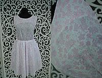 """Воздушное женское платье из """"штапеля"""" 42, 48 размер норма"""