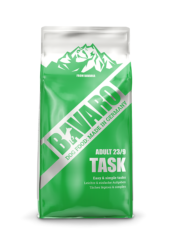 Bavaro Adult Task 18кг - корм для взрослых собак ( 23/9)