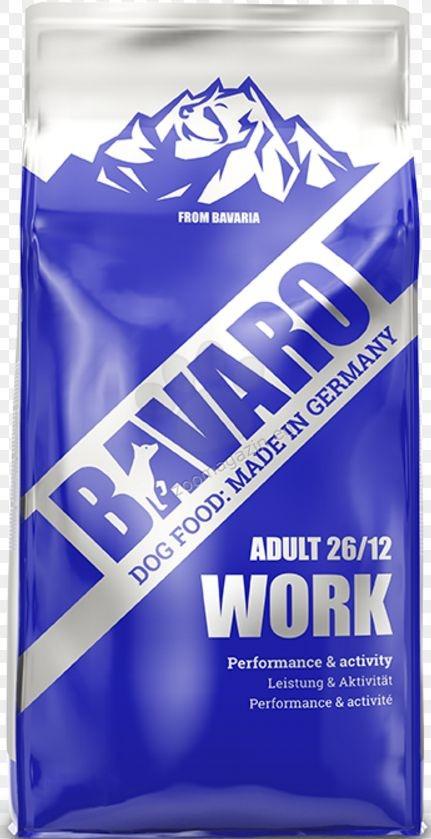 Bavaro Adult Work 18кг - корм для взрослых рабочих собак ( 26/12), фото 1