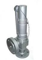 Клапан предохранительный СППК4р нж Ду 40/65, Ру 40 кгс/см2.
