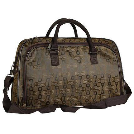 Женская дорожная сумка облегченная бронзового оттенка купить в Киеве ... b32e3c3541c