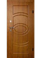Вхідні двері Булат Оптима модель 125, фото 1