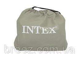 Надувной матрас Intex 68726 со встроенным ножным насосом 191 х 99 х 20 см, фото 3