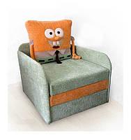 """Детский диван-кровать """"Губка Боб"""""""