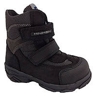 Детские ортопедические зимние ботинки для мальчика  Минимен Minimen р. 21,22,23,24,25