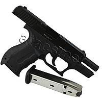Пистолет стартовый Baredda C4 Black