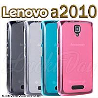 Бампер чехол для lenovo a2010 a2580 a2860 накладка
