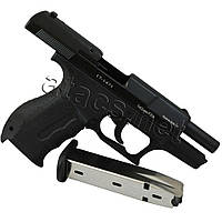 Пистолет стартовый Baredda Z88 Black, фото 1
