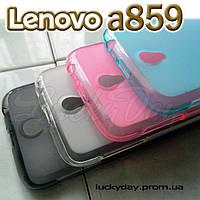 Бампер чехол для lenovo a859 a678 a678t накладка