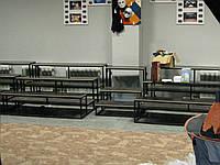Трибуны трёхрядные на 50 мест, фото 1