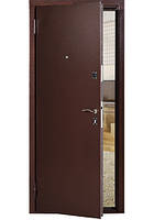Входная дверь Булат Оптима модель 701, фото 1