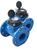 Счетчик воды (водомер) ирригационный, тип WI, Ду-65,Py16, для холодной воды фланцевый, PoWoGaz