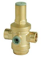 Редуктор давления ICMA Ду 25, Ру 25 кгс/см2, 1-6 бар. В/В резьба.