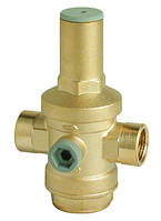 Редуктор давления ICMA Ду 40, Ру 25 кгс/см2, 1-6 бар. В/В резьба.