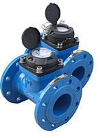 Счетчик воды (водомер) ирригационный, тип WI, Ду-200,Py16, для холодной воды фланцевый, PoWoGaz