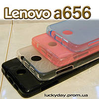 Бампер чехол для lenovo a656 a766 накладка