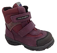 Детские ортопедические зимние ботинки Минимен Minimen р. 21,22,23,24,25