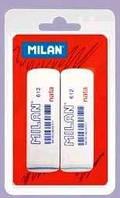 Гумка MILAN блістер 9208 комплект 2х612