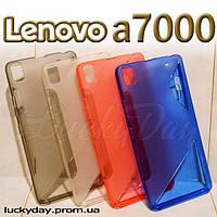 Бампер чехол для lenovo a7000 k3 note накладка
