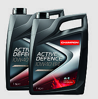 Моторное масло Champion Active Defence 10W40 B4